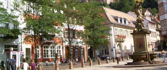 German Courses in Heidelberg